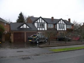 Homefield Road, Radlett