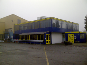 Cougar Direct Ltd, Former Kerry Foods Site, Luton